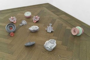 Turner Prize 09 shortlist: Lucy Skaer, Solid Ground - Liquid to Solid in 85 years
