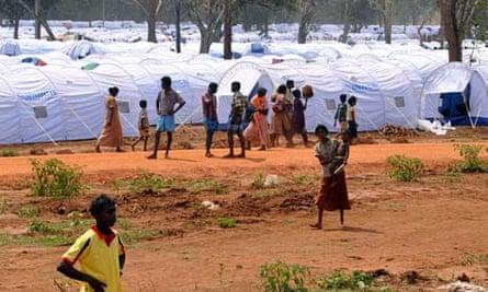 Sri Lankan civilians