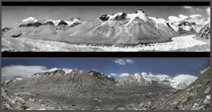 Glaciers under treat: Himalayas Greenpeace China's Himalaya trip