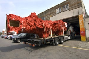Anish Kapoor's Dismemberment of Jeanne d'Arc