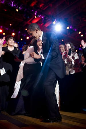 obama 100 days : Inaugural Ball for Barack Obama