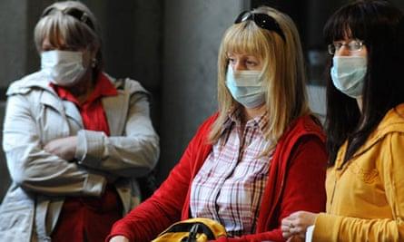 swine flu us passengers