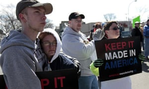 Steelworkers fight for jobs in America