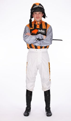 Take 10: jockeys: Sam Thomas