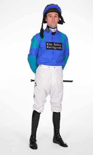 Take 10: jockeys: Tom Siddall