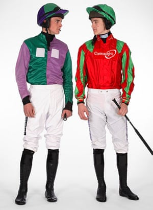 Take 10: jockeys: Liam Heard and Rhys Flint