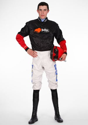 Take 10: jockeys: Aidan Coleman