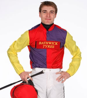 Take 10: jockeys: Tom Scudamore