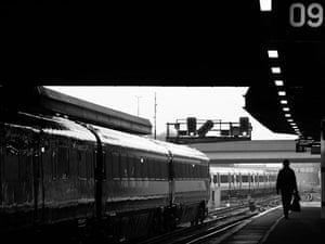 In pictures: Commuting: darren lehane