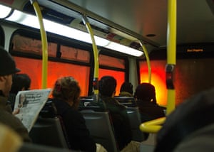 In pictures: Commuting: Eric Hands