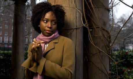 Nigerian author Chimamanda Ngozi Adichie