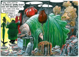 04.04.09: Martin Rowson on G20 decision
