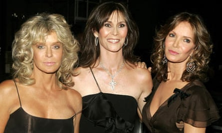 Stars of Charlie's Angels in 2006