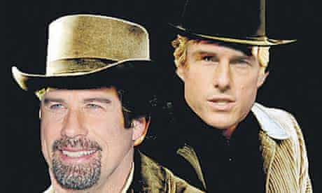 Butch Cassidy and the Sundance Kid starring Tom Cruise and John Travolta