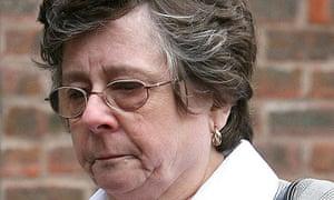 Jayne Yeomans at Carlisle crown court