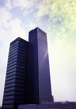 Green skyscrapers: The Co-operative Insurance Solar Tower