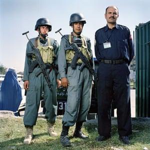 Kabul Stories: Commander Salah Mohamed