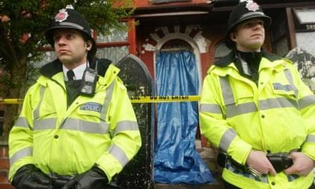 North West terror raids