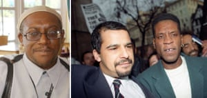 Miscarriages of justice: Cardiff Three : Tony Paris, Yusef Abdullahi and Steven Miller