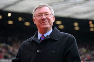 Man Utd v Man City: Sir Alex Ferguson