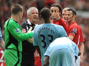 Man Utd v Man City: Man Utd v Man City