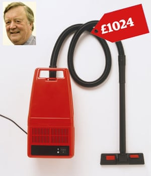 Tory allowances : Kenneth Clarke claimed £1024 for cleaning