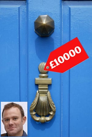 Tory allowances : Nick Herbert claimed £10000 for stamp duty on his second home