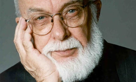James Randi, magician and paranormal sceptic