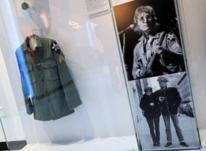 John Lennon exhibition: 'John Lennon: the New York City Years' exhibition
