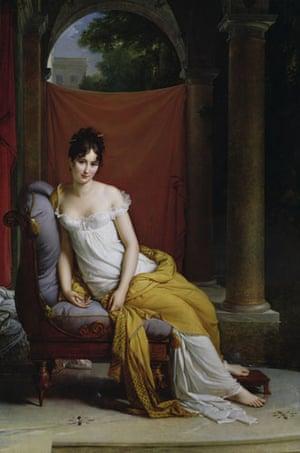 Madame Recamier, Francois Gerard