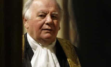Speaker of the House of Commons Michael Martin