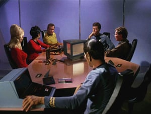 Star Trek technology: A conference in Star Trek the original series Season 1