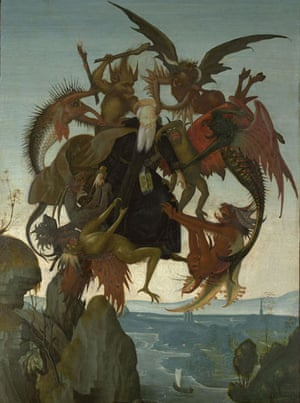 Michelangelo: Michelangelo, The Torment of Saint Anthony