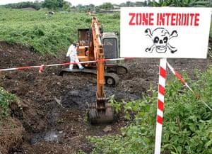 Toxic waste investigation: Probo Koala toxic waste investigation Ivory Coast