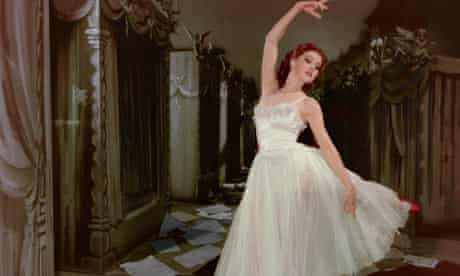 Moira Shearer in the 1948 film The Red Shoes