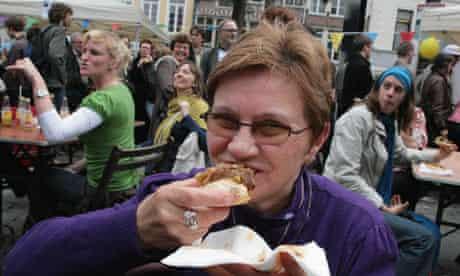 Vegetarians in Ghent