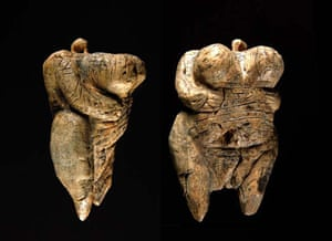 ancient erotica: the Venus of Hohle Fels