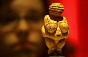 ancient erotica: Venus of Willendorf