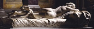 ancient erotica: Sleeping Hermaphrodite 2nd century AD