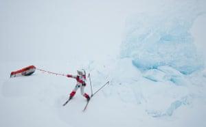 Catlin Arctic Survey: struggling with kit