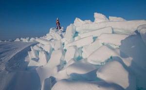 Catlin Arctic Survey: on the ice isheet
