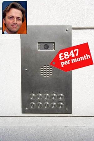 mp allowance claims: Andrew George Lib dem MP