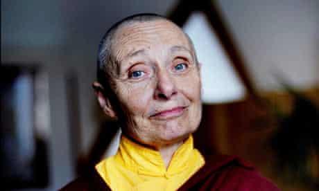 Buddhist nun Tenzin Palmo