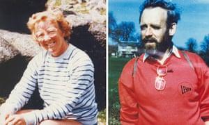 Peter and Gwenda Dixon
