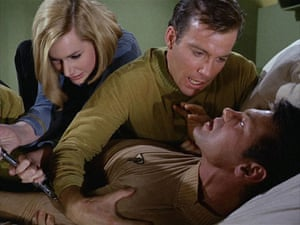 Star Trek devices: Star Trek hypospray device is now comparable to the modern Jet Injector