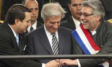 Tabare Vazquez, the Uruguayan president