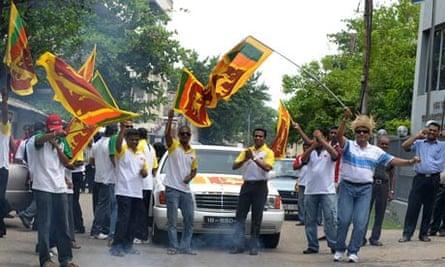 sri-lankans-celebrate-tamil-defeat