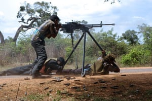 Tamil Tigers surrender: tamil tigers fighting in 2008
