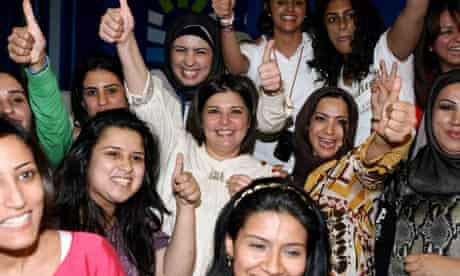 Kuwait women MPs elected