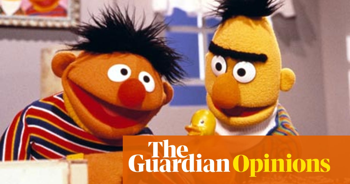 Sesame Street, here's to 40 more years | Lucy Mangan | Opinion | The